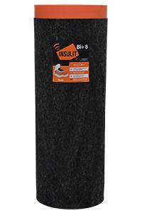 insulit Bi+8 roll of acoustic underlay
