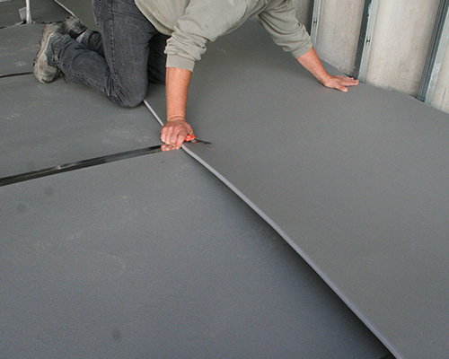 insulTop 15 thin thermal floor insulation