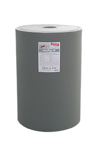 roll of insulTop 15 the thin thermal underlayment for screed