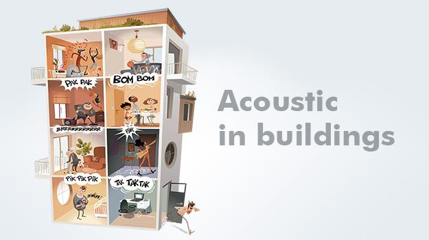 acoustic in buildings
